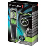 Remington Mens Beard Trimmer with Vacuum Chamber (MB6850)
