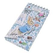 Tall Wiro List Pad Peter Rabbit (RFS12272)