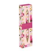 Ballpoint Pen In Gift Box Lilac Bloom f (RFS12753)