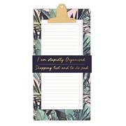 Magnetic Shopping List Pad Palm Springs (RFS13010)
