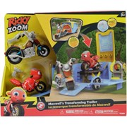 Ricky Zoom Maxwell Transforming Trailer (T20092A)