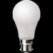 Reon 7w B22 Led Gls 2700k Light Bulb (RLGLS07B22-30)
