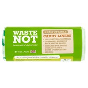 Compostable Caddy Liners 20s 10l (BPFL8)