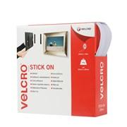 Velcro® Brand Velcro Hook & Loop Tape 20mm x 10m White (07178)