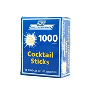 Robinson Young Cocktail Sticks 1000s (0263)