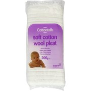 Robinsons Cottontails Cotton Wool Pleat 200g (1110)