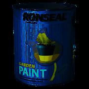 Ronseal Garden Paint Blackbird 2.5l