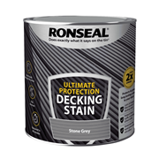 Ronseal Ultimate Decking S/tone Grey 2.5l (39121)