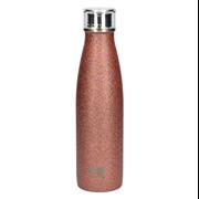 Built Bottle Perfect Seal Rose Glitter 17oz (C000833)