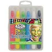Royal Brush Body Scribbler Pens Brights (RTN-159)
