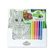 Royal Brush Canvas Art Gift Set (RTN-254)