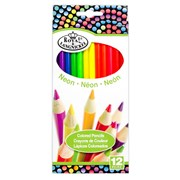 Royal Brush Neon Pencils 12s (RTN-158)