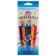 Royal Brush Paint Brushes Asst 12s (BK-112)