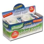 Ultratape Double Sided Tape & Dispenser 12mm x 11.4m (RT009701211.4)