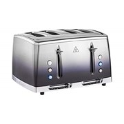 Russell Hobbs Eclipse Blue 4 Slice Toaster (25141)