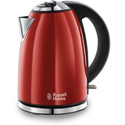 Russell Hobbs Henley Jug Kettle Red 1.7l (23602)