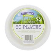 Enviro Plates 18cm 50s (3865)