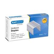 Rapesc0 Rapesco Staples 24/6mm 5000s 5000 (S24602Z3)