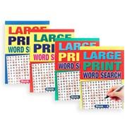 Lge Print Wordsearch Books A5 (3175)