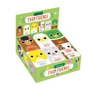 Shaped Animal Board Books Farm Asst (SABBSCDU01)
