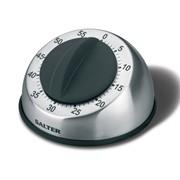 Salter Stainless Steel Mechanical Timer (338SSBKXR)