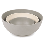 Salter Earth 3pc Round Bowl Set (BW08321)