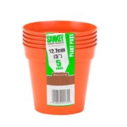 Sankey Pot Pack Terracotta 5s 12.7c (GN025)