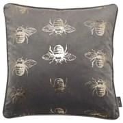 Golf Foil Mini Bees Velvet Cushion 45cm (SC-JASPER)