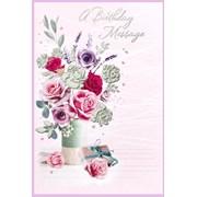 Simon Elvin Trad Female Birthday Cards (27930)
