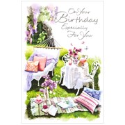 Simon Elvin Female Birthday Cards (27978-2)