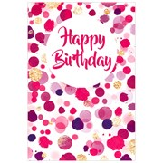 Simon Elvin Female Birthday Cards (28037)