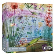 Gibsons See Through Nature Puzzle 1000pc (G6601)