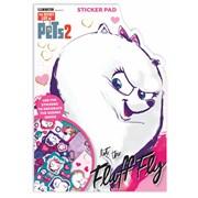 Secret Life Of Pets 2 Sticker Pad (SESTP1)