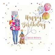Birthday Gifts B/day Card (SFER0038)