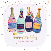 Fizzy Birthday Card (SFER0041)