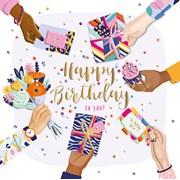 Birthday Gifts Birthday Card (SFER0042)