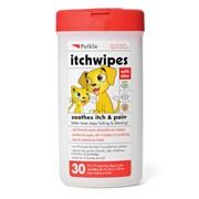 Sharples Petkin Itch Wipes (537864)