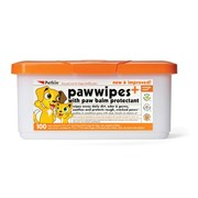 Sharples Petkin Paw Wipes 100pk (537852)