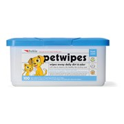 Sharples Petkin Pet Wipes 100pk (537853)