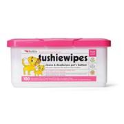 Sharples Petkin Tushie Wipes 100pk (537851)