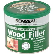 Ronseal High Performance Woodfiller White 550g (35305)