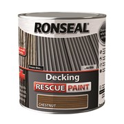 Ronseal Ultimate Decking Paint Chestnut 2.5l (39145)