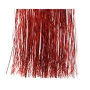 Shiny Red Lametta 50x40cm (431532)
