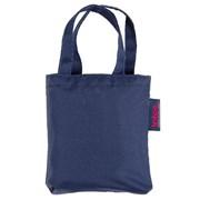 Totes Isotoner Totes Bag In Bag Navy Shopper (2516NAV)