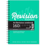 Silvine Revision Notebook 160pg (EY751)