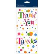 Simon Elvin Open Thank You Card Foil (TP-512)