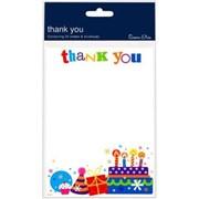 Simon Elvin Thank You Cards (HP-167)
