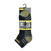 Rjm Mens 3pk Work Socks (SK071)