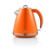 Swan Retro Orange Jug Kettle 1.5ltr (SK19020ON)