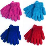 Girls Thermal Snow Soft Magic Gloves (GL022)